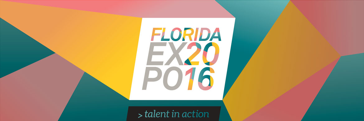 Florida Expo 2016. Talent in action