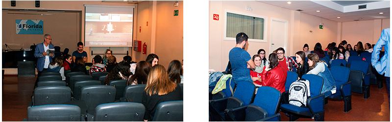 Alumnado del Grado en Maestro/a de Educación Infantil y Grado en Maestro/a de Educación Primaria