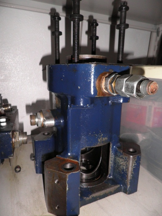 Prolongador de pistón AVL