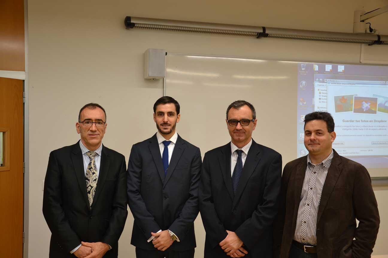Juan Carlos Guerrero, Facundo Bernini, Jaume Llorca, Oscar Roselló