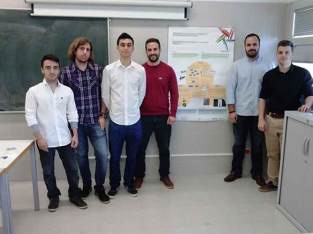 Rubén Bosch Esteve, Adrián López Bayarri, Guillem Llorca Pérez, Luis N. Farinós Puerto, Juan José Sanz Sánchez.