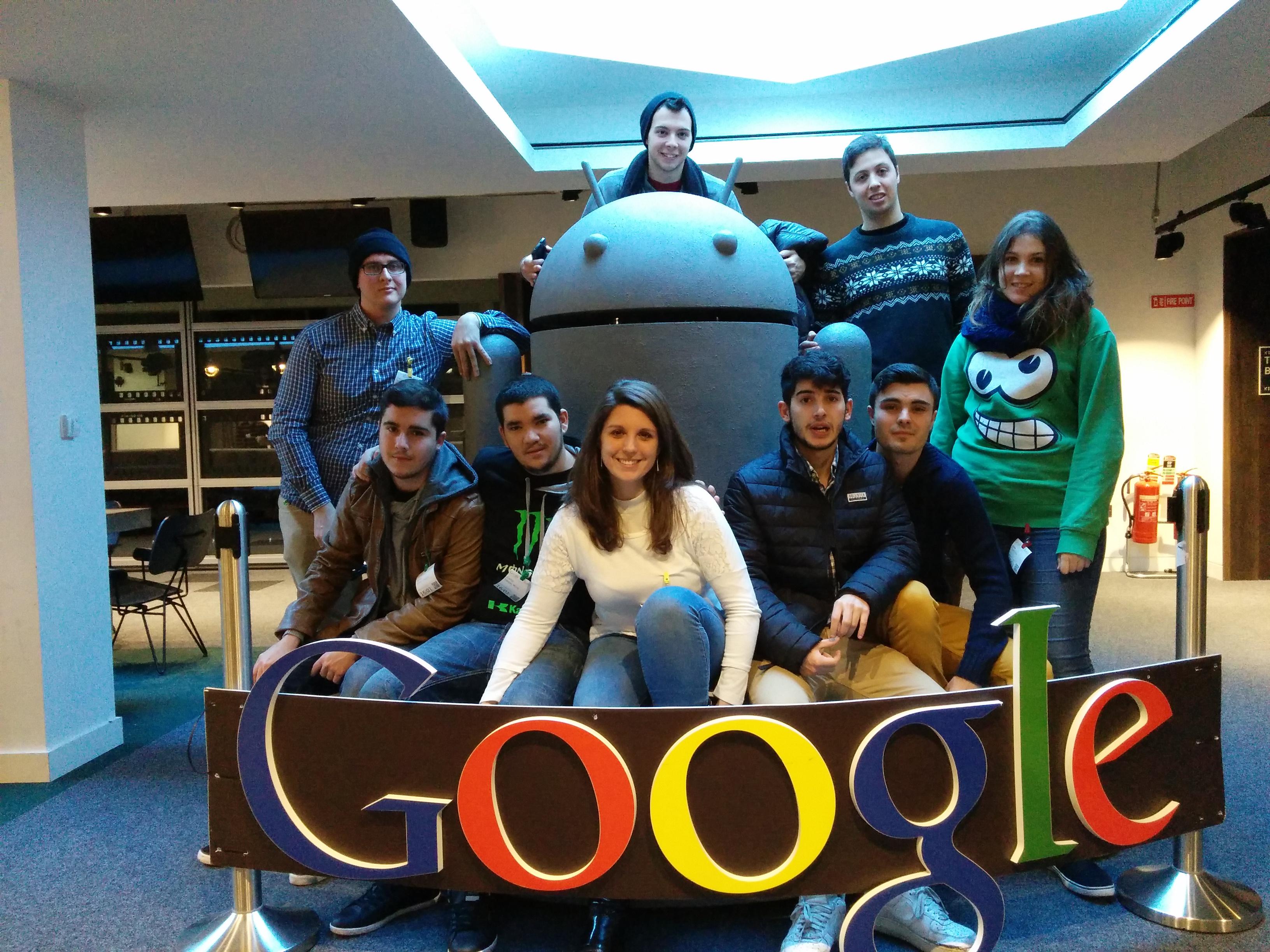 Google en Dublín